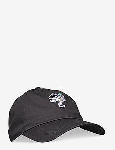 GOOFY CAP - petten - black/white