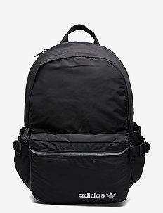 PE MODERN BP - sportstasker - black/white