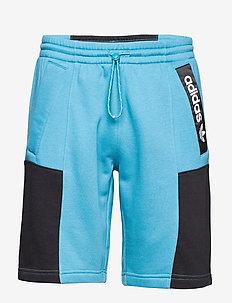 ADV SHORT - casual shorts - black/tacste