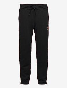 CAMO SWEATPANT - bukser - black