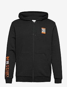 ADV LOGO FZH - sweats basiques - black