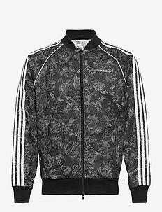 GOOFY SST TT - sweatshirts - black/white