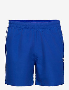 3 STRIPE SWIMS - shorts - royblu