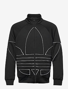 B TF OUT PLY TT - sweats basiques - black/white