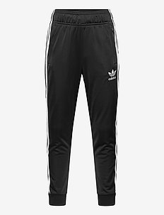 SST TRACKPANT - jogginghosen - black/white