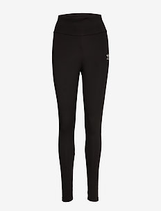HW TIGHT - running & training tights - black