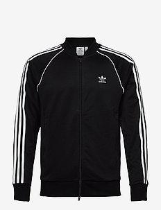 Adicolor Classics Primeblue Superstar Track Jacket - basic sweatshirts - black/white
