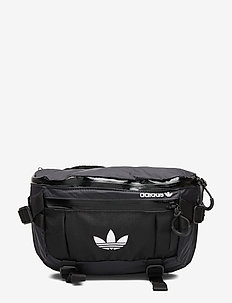 ADV WAISTBAG L - tasker - black/white