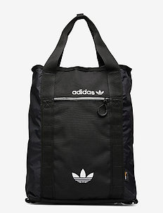 ADV TOTE - trainingstassen - black/white