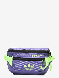 ADV WAISTBAG S - midjeveske - purple/black/siggnr