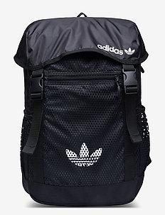 ADV TOPLOADER S - sportsbagger - black/white