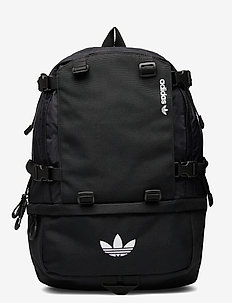 ADV BACKPACK - sportstasker - black/white