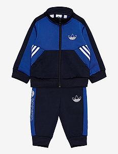 SPRT Collection Track Suit - joggingset & tvådelade set - royblu/legink