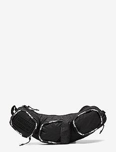 R.Y.V. Sling Pack - sportbälten - dgsogr/white/black