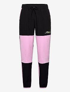 Adventure Polar Fleece Colorblock Sweat Pants - treenihousut - clelil/black