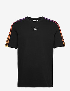 SPRT 3-Stripes T-Shirt - sports tops - black/multco