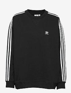 Adicolor Classics Oversize Sweatshirt W - sweatshirts - black