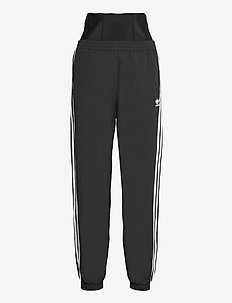 Adicolor Classics Double-Waistband Fashion Track Pants W - treenihousut - black