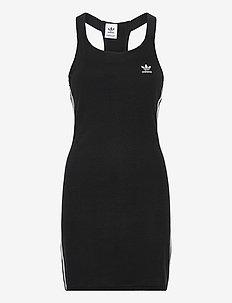 Adicolor Classics Racerback Dress W - sommarklänningar - black