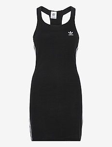 Adicolor Classics Racerback Dress W - bodycon dresses - black