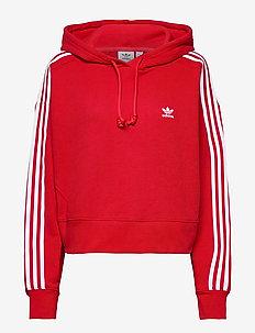 Adicolor Classics Crop Hoodie W - hoodies - scarle