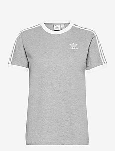Adicolor Classics 3-Stripes T-Shirt W - sportstopper - mgreyh