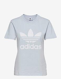 Adicolor Classics Trefoil T-Shirt W - sportstoppe - halblu