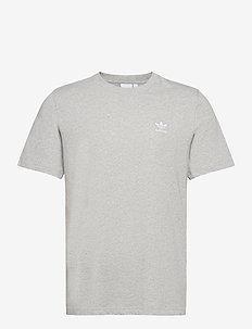Adicolor Essentials Trefoil T-Shirt - sporttoppar - mgreyh