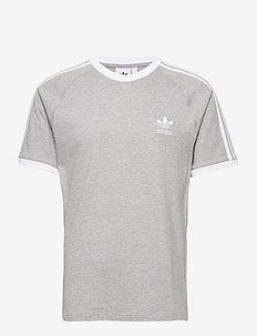 Adicolor Classics 3-Stripes Tee - t-shirts - mgreyh