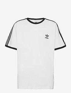 Adicolor Classics 3-Stripes T-Shirt - sports tops - white