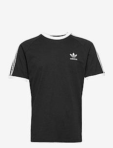 Adicolor Classics 3-Stripes T-Shirt - sportstopper - black