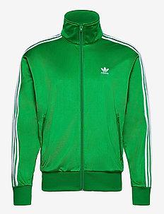 Adicolor Classics Firebird Track Jacket - basic sweatshirts - green