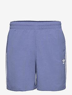 Adicolor Classics 3-Stripes Swim Shorts - badebukser - creblu