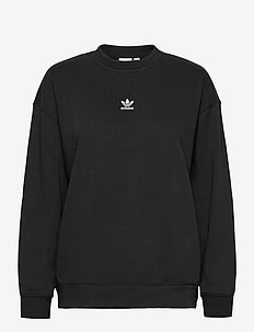 Adicolor Essentials Sweatshirt W - sweats et sweats à capuche - black