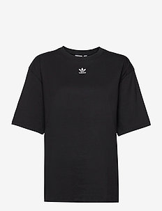 Adicolor Essentials T-Shirt W - sportstoppe - black