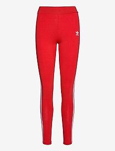 Adicolor Classics 3-Stripes Tights W - leggings - scarle