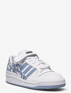 Forum Low  W - low top sneakers - ftwwht/ambsky/legink
