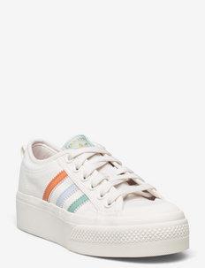 Nizza Platform  W - sneakers med lav ankel - clowhi/halblu/owhite
