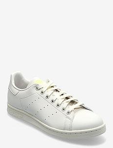 STAN SMITH W - låga sneakers - clowhi/owhite/pnktin