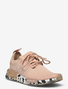 NMD_R1  W - lave sneakers - halblu/ftwwht/cblack