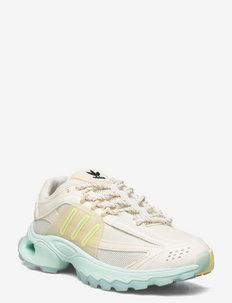 THESIA W - lage sneakers - owhite/halmin/wonwhi