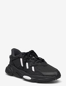 OZWEEGO  W - chunky sneaker - cblack/prptnt/ftwwht