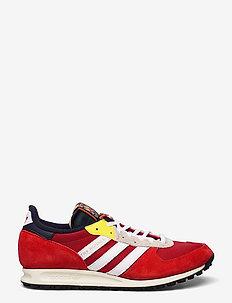 TRX Vintage - tenis - red/legink/yellow