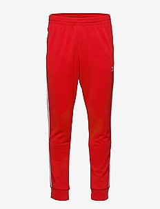 Adicolor Classics Primeblue Superstar Track Pants - trainingsbroek - red/white