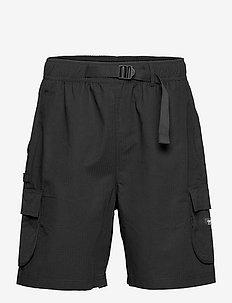 Adventure Ripstop Cargo Shorts - cargo shorts - black