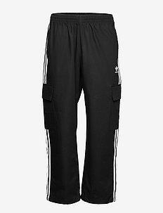 Adicolor Classics 3-Stripes Cargo Pants - sportsbukse - black