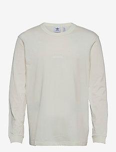 R.Y.V. Loose Fit Crew Sweatshirt - hauts à manches longues - owhite