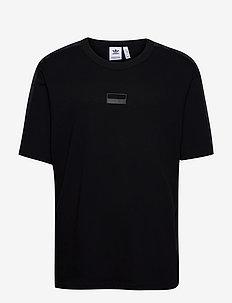 R.Y.V. Loose Fit Tee - t-shirts - black