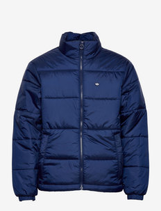 Padded Stand-Up Collar Puffer Jacket - fodrade jackor - ngtsky