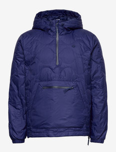 Down Quilted Half-Zip Puffer Jacket - anoraks - ngtsky